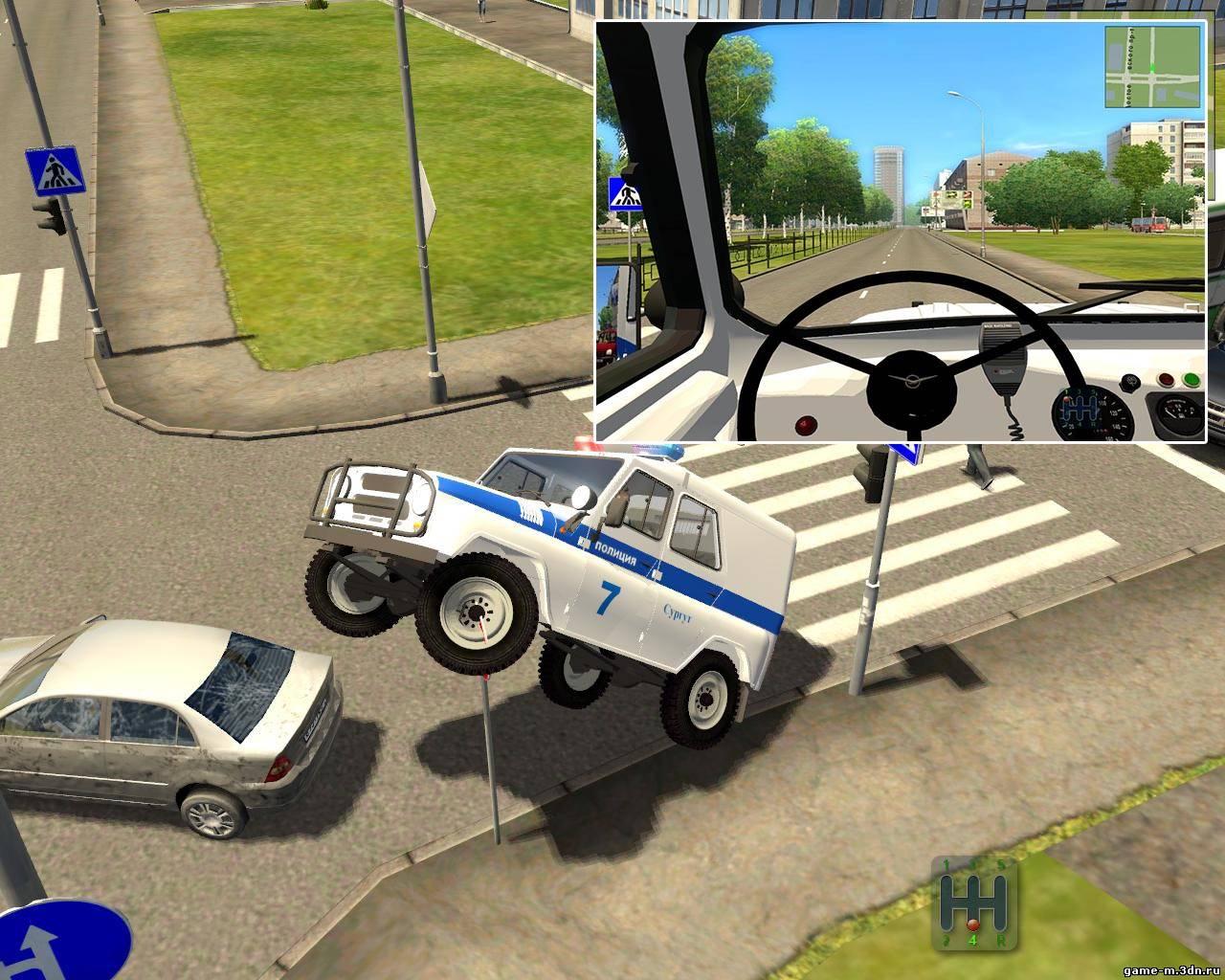 скачать авто для 3d инструктор 2