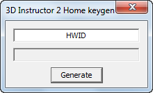3d instructor 2 home keygen