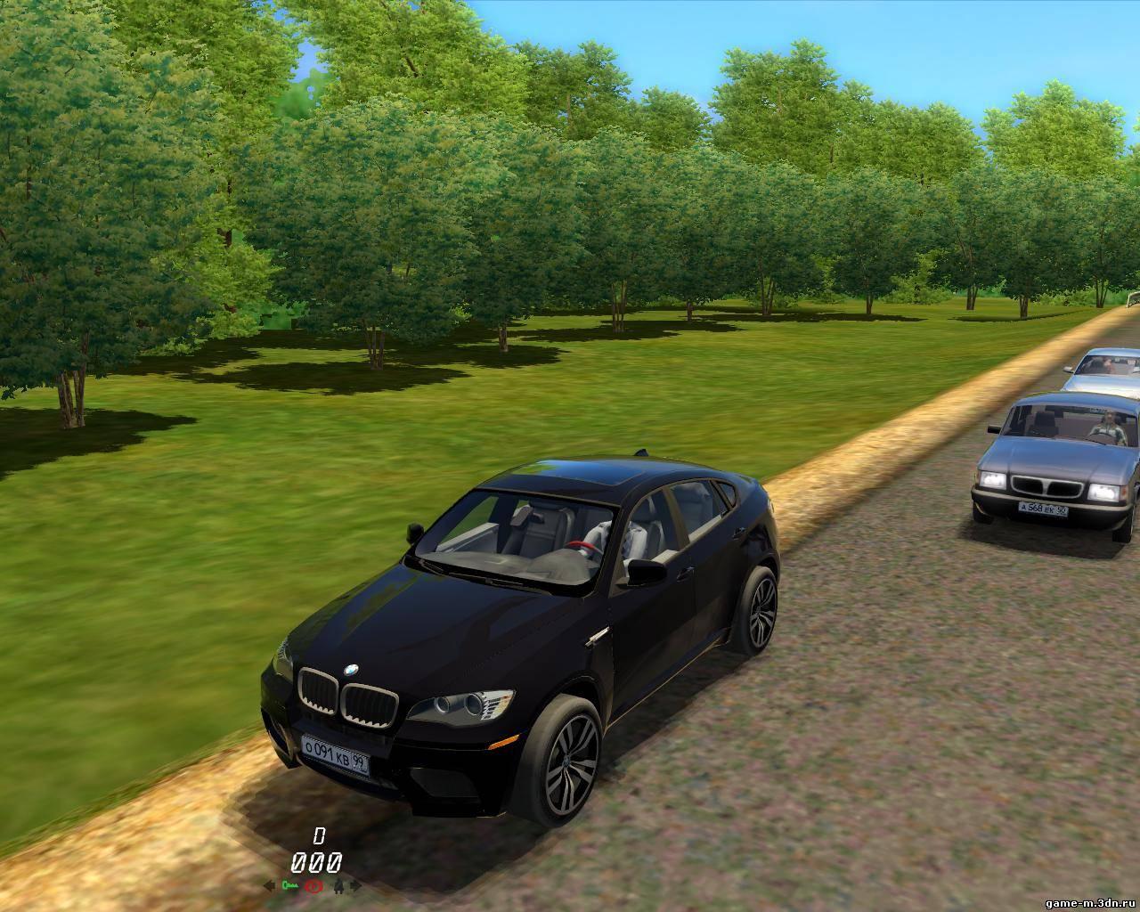 Автомобили для 3D Инструктор / Game - M / Модификации для игр