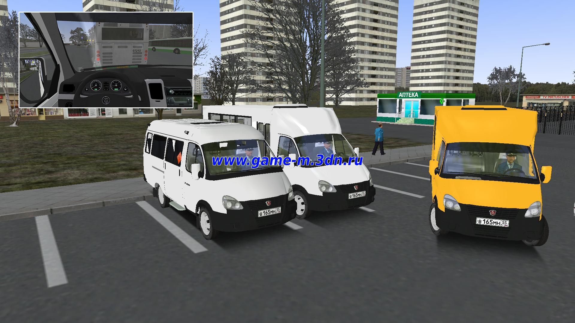 Скачать автобусы для омси русские фото 520-727