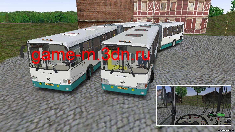 Скачать автобусы для омси русские фото 520-297